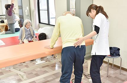 回復期リハビリテーション病院のイメージ